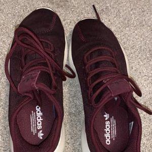 Adidas women's tubular shoes